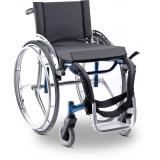 Cadeira De Rodas Star Lite- Ortobrás