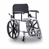 Cadeira De Banho Alumínio Higiênica-Ortobrás