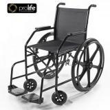 Cadeira Rodas Simples Pneu Maciço- Prolife
