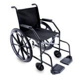 Cadeira De Rodas Simples Com Pneu Inflável - Prolife