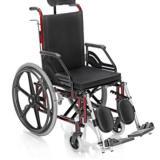 Cadeira De Rodas Tetra Reclinável - 44 Cm - Prolife