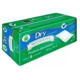 Lençol Protetor Dry Economics - 80 X 150 Cm - Com 06 Unidades - Mardam