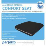 Almofada Comfort Seat de Viscoelástico - Perfetto