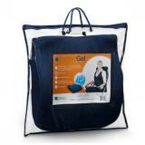 Almofada Comfort Gel Azul 41x41x9,5cm - Copespuma
