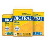 Fralda Geriátrica - Bigfral Plus