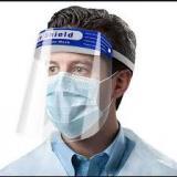 Protetor Facial Modelo Face Shield - Supermedy