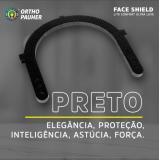 Protetor Facial Lite Confort - Face Shield - Ac154 - Orthopauher