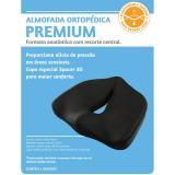 Almofada Ortopédica Premium - Látex - 45 Cm X 40 Cm X 8 Cm - Perfetto