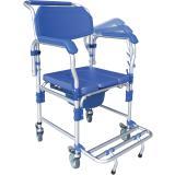 Cadeira Higiênica Em Alumínio - D60 - Dellamed