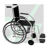 (Locação) Cadeira de rodas 1009