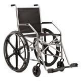 Cadeira De Rodas 1009 PM Jaguaribe