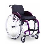Cadeira De Rodas M3 - Ortobrás