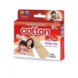 Curativo Band-Aid Family Care c/ 35 unidades - Cotton Line