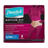 Roupa Íntima Active Fit para Mulheres - Plenitude