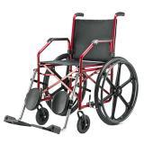 (Locação) Cadeira De Rodas 1012 Com Elevação De Pernas
